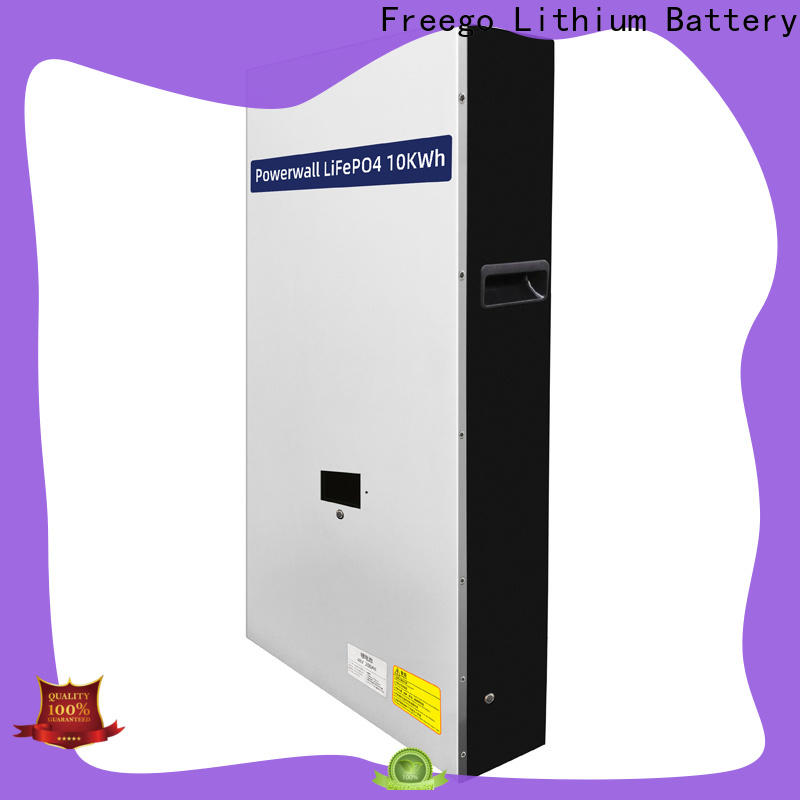Freego 40ah best battery for solar energy storage inquire now for Solar energy storage