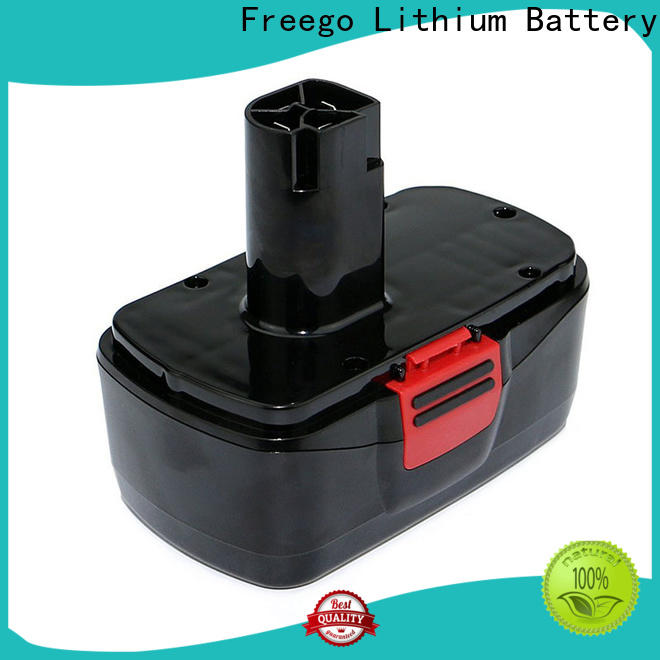 Freego efficient cordless drill battery supplier for drill