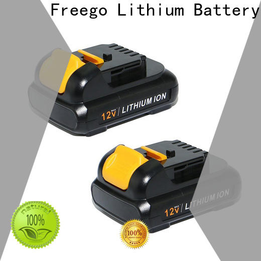 Freego bosch rechargeable drill batteries from China for tool