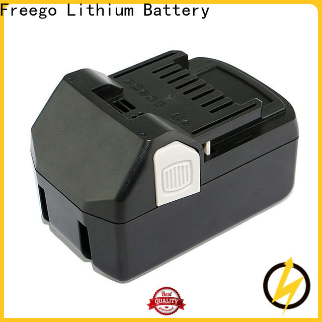 Freego practical power tool batteries cheap design for electric drill