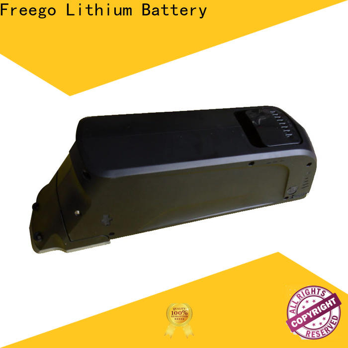 Freego e119 ebike battery wholesale for electric bicycle
