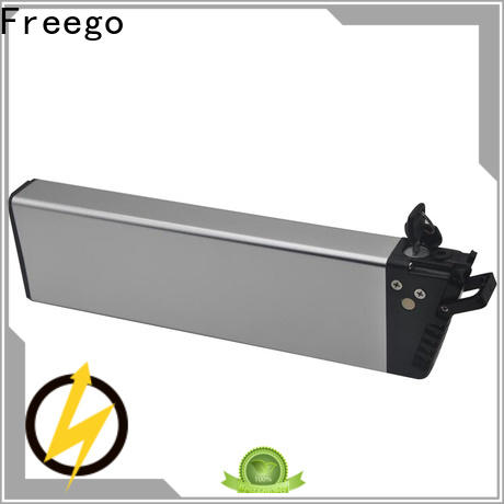 Freego customized electric bicycle battery online for e-bike