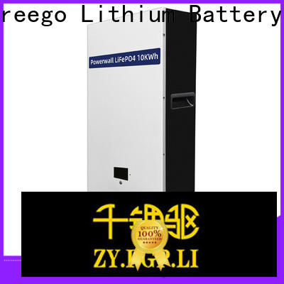 Freego light weight lithium ion battery for solar storage inquire now for street lights