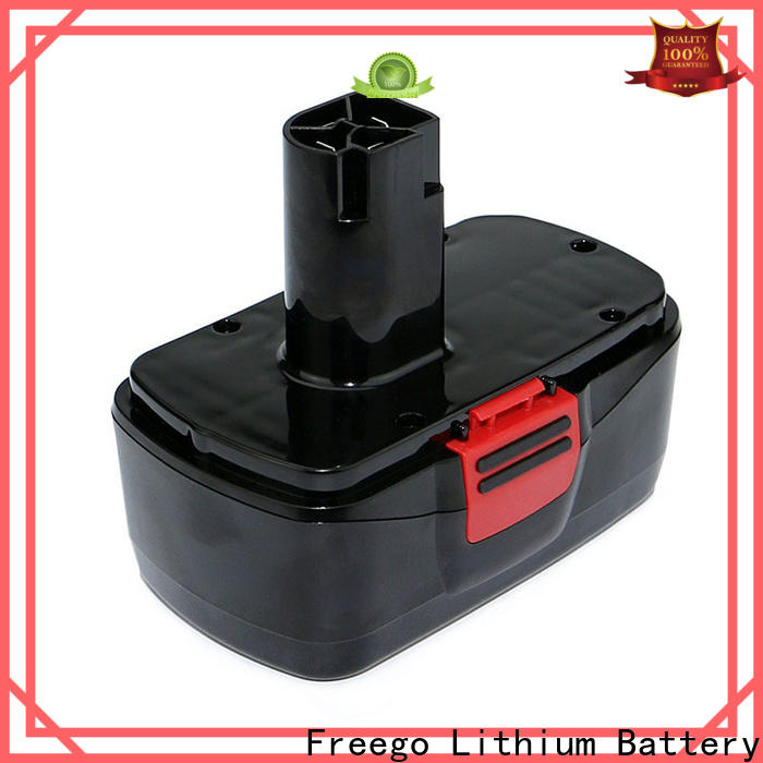 Freego dewalt power tool batteries cheap from China for tool