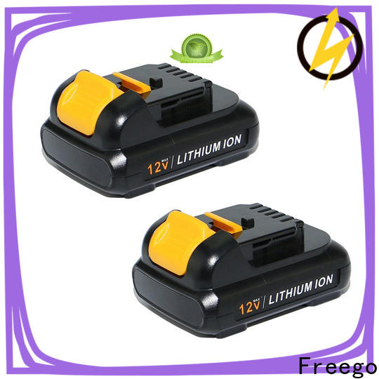 Freego 192v rechargeable batteries for cordless drills series for instrument