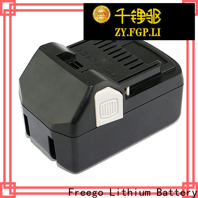 Freego durable drill master battery design for electric drill