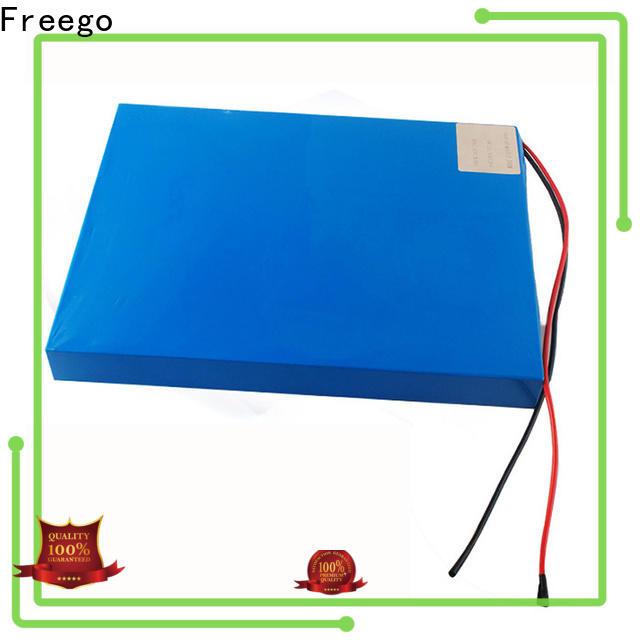 Freego light weight lithium batteries for solar power storage design for Solar energy storage
