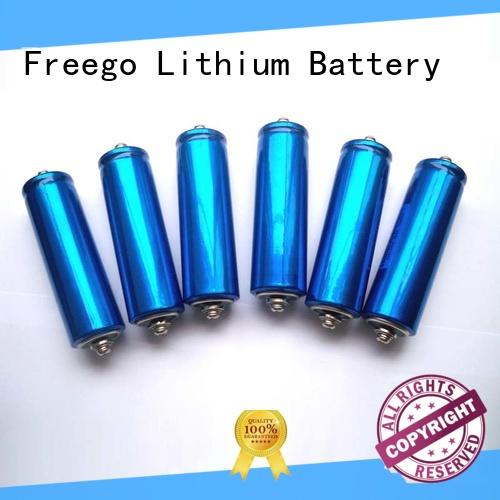 Freego crate batterie lifepo4 manufacturer for fork lift