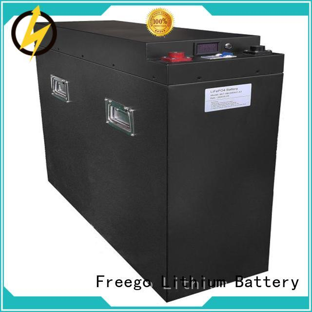 Freego solar storage battery inquire now for street lights