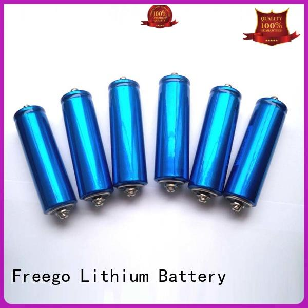 Freego discharging lithium batterie online for garden tools